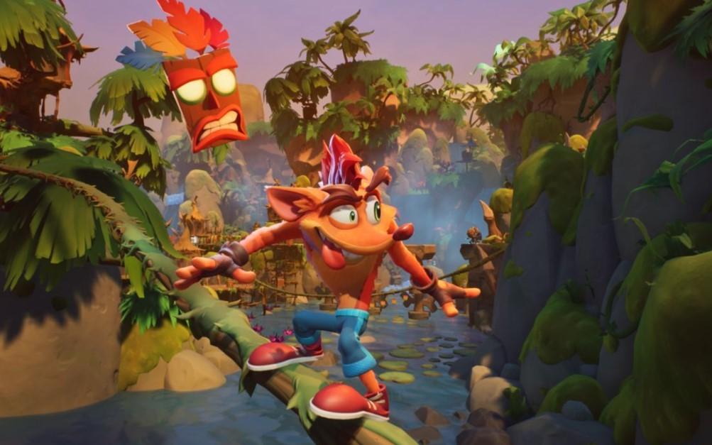 Estiman que Crash Bandicoot 4: It's About Time podría tener más de 100 niveles