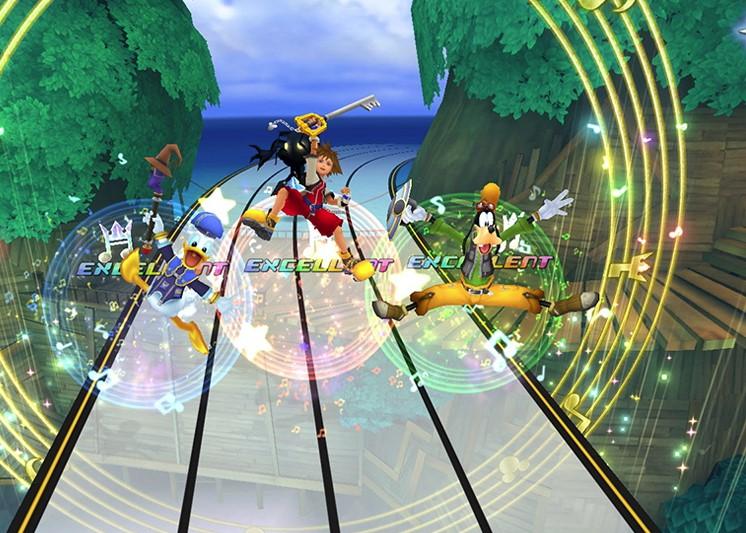 Square Enix anunció Kingdom Hearts: Melody of a Memory para Nintendo Switch