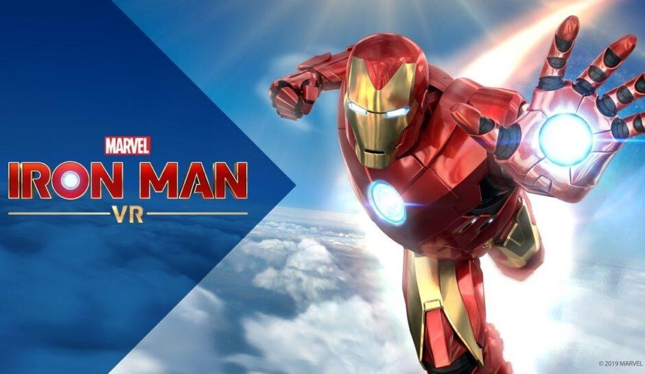 Novedades de la Semana: lo que todos soñamos alguna vez se hace realidad, ser Iron Man en VR