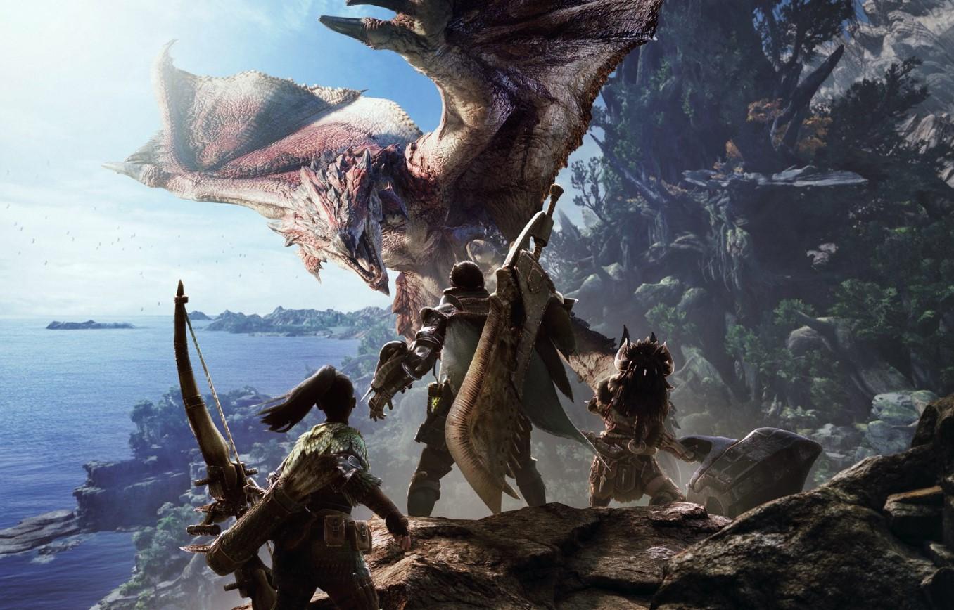 Un nuevo juego de Monster Hunter podría llegar a Switch, pero no es Monster Hunter World