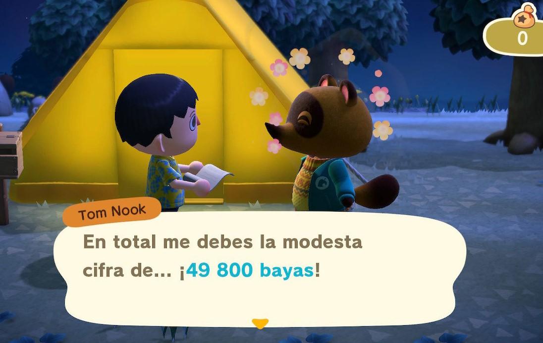 Nintendo advirtió que vender aldeanos y artículos por dinero de la vida real en Animal Crossing viola los términos de servicio