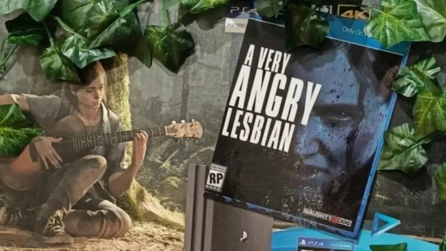 The Last of Us Part 2: lanzan una polémica y discriminatoria campaña contra Ellie en Australia