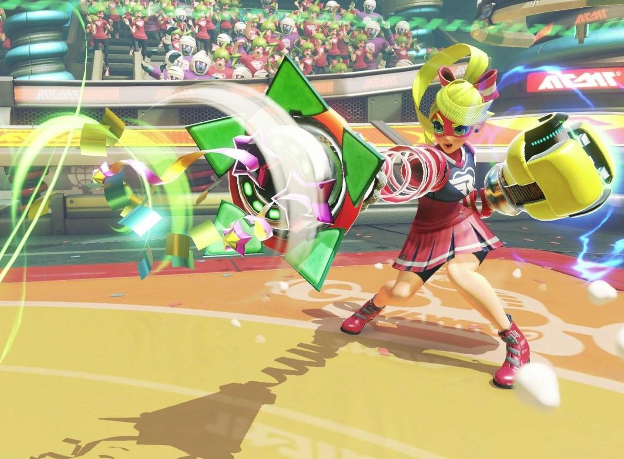Nintendo revela este lunes se revelará quién será el nuevo luchador de Super Smash Bros. Ultimate de ARMS