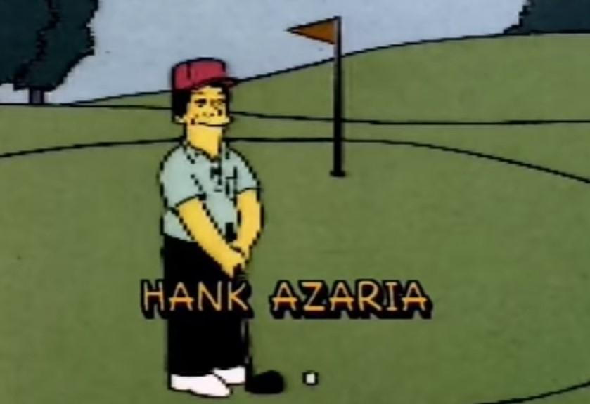 El juego de golf de Los Simpsons, Lee Carvallo's Putting Challenge, ya se puede jugar online