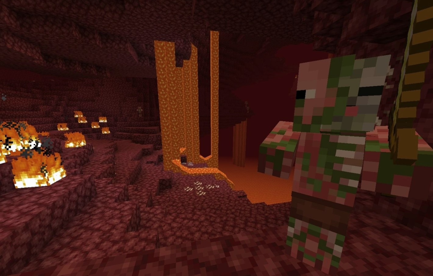 Llegó la actualización del Nether de Minecraft: todo lo que trae