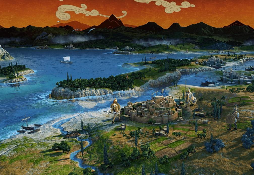 A Total War Saga Troy: será exclusiva de Epic Games Store por un año y además, gratis en el primer día