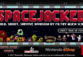 Spacejackedestará disponible a partir de este viernes en Nintendo Switch