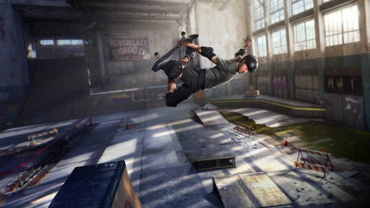 """Activision confirma que Tony Hawk's Pro Skater 1+2 es todo un éxito: """"es el juego más rápido de la franquicia en alcanzar esa cifra"""""""