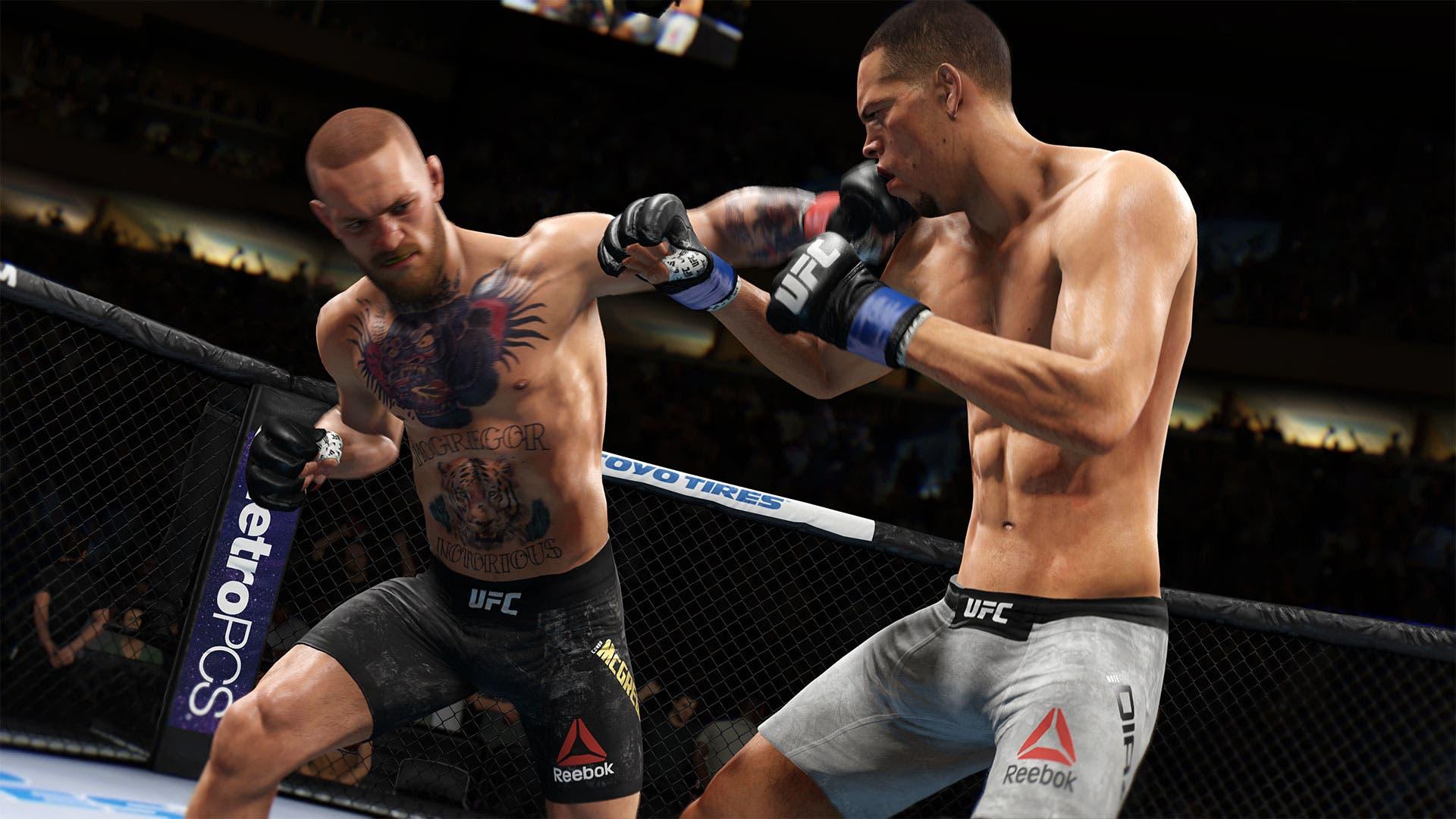 Electronic Arts informó que confirmará el lanzamiento de UFC 4 en julio y trae grandes novedades: Aparecerán Tyson Fury y Anthony Joshua