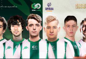 Del fútbol a la Grieta del Invocador: el Betis presentó a su equipo de League of Legends