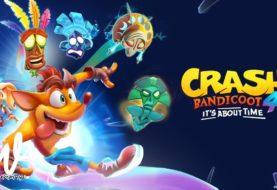A semanas de su lanzamiento, Activision publicó un nuevo tráiler de Crash Bandicoot 4: It's About Time