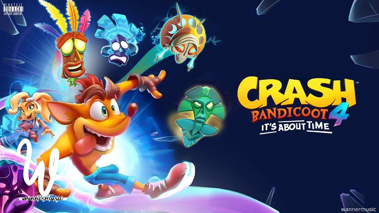 Crash Bandicoot 4: About Time contará este mes con una demo para realizar la reserva del juego