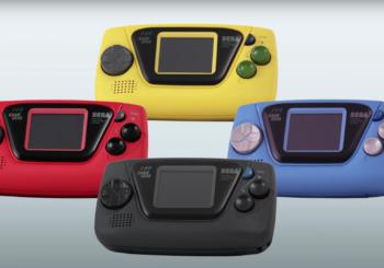 En su 60 aniversario, Sega decidió celebrarlo con el lanzamiento de Game Gear Micro