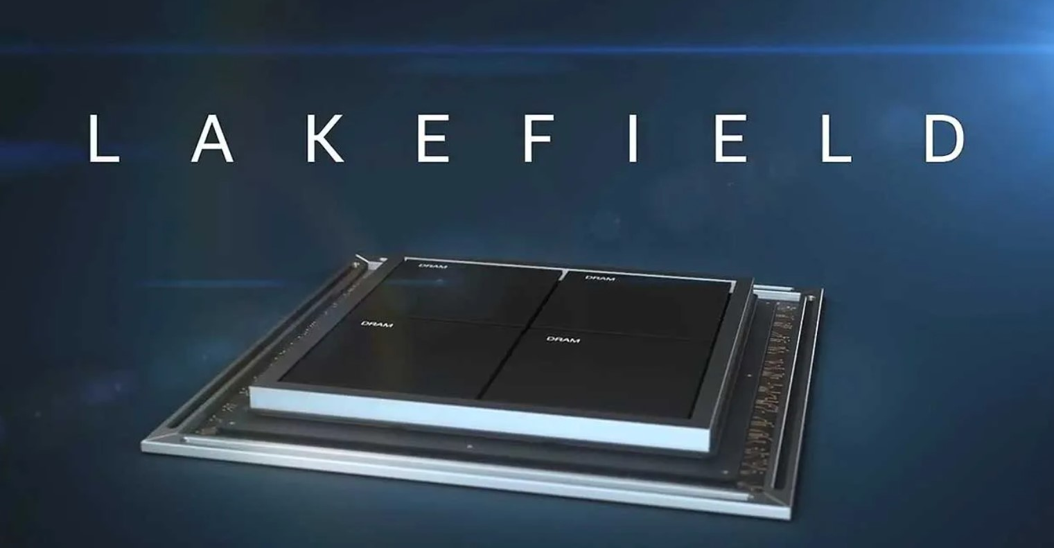 Intel presentó Lakefield, su procesador más pequeño con tecnología híbrida