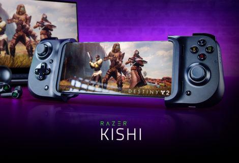 Razer Kishi, la respuesta de Razer para mejorar la experiencia gamer en el celular