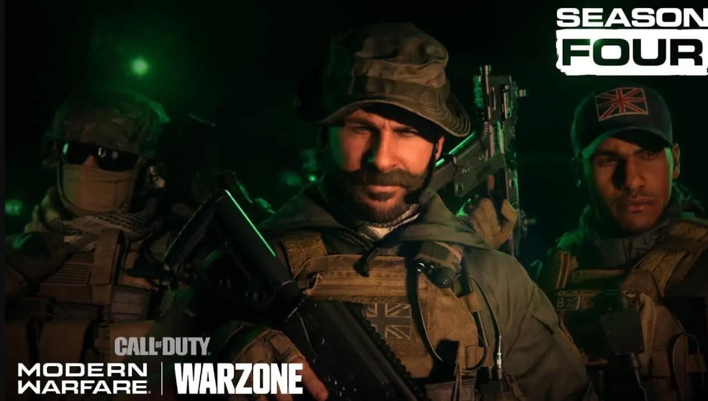 Warzone, Temporada 4: los operadores y novedades que llegaron con el Pase de Temporada