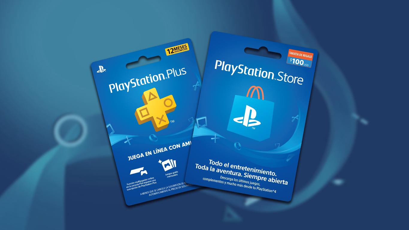 PlayStation lanzó las tarjetas de regalo y beneficios para PlayStation Plus en Argentina