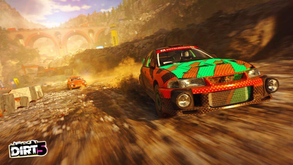 Codemasters nuevamente volvió a anunciar el retraso del lanzamiento de DiRT 5