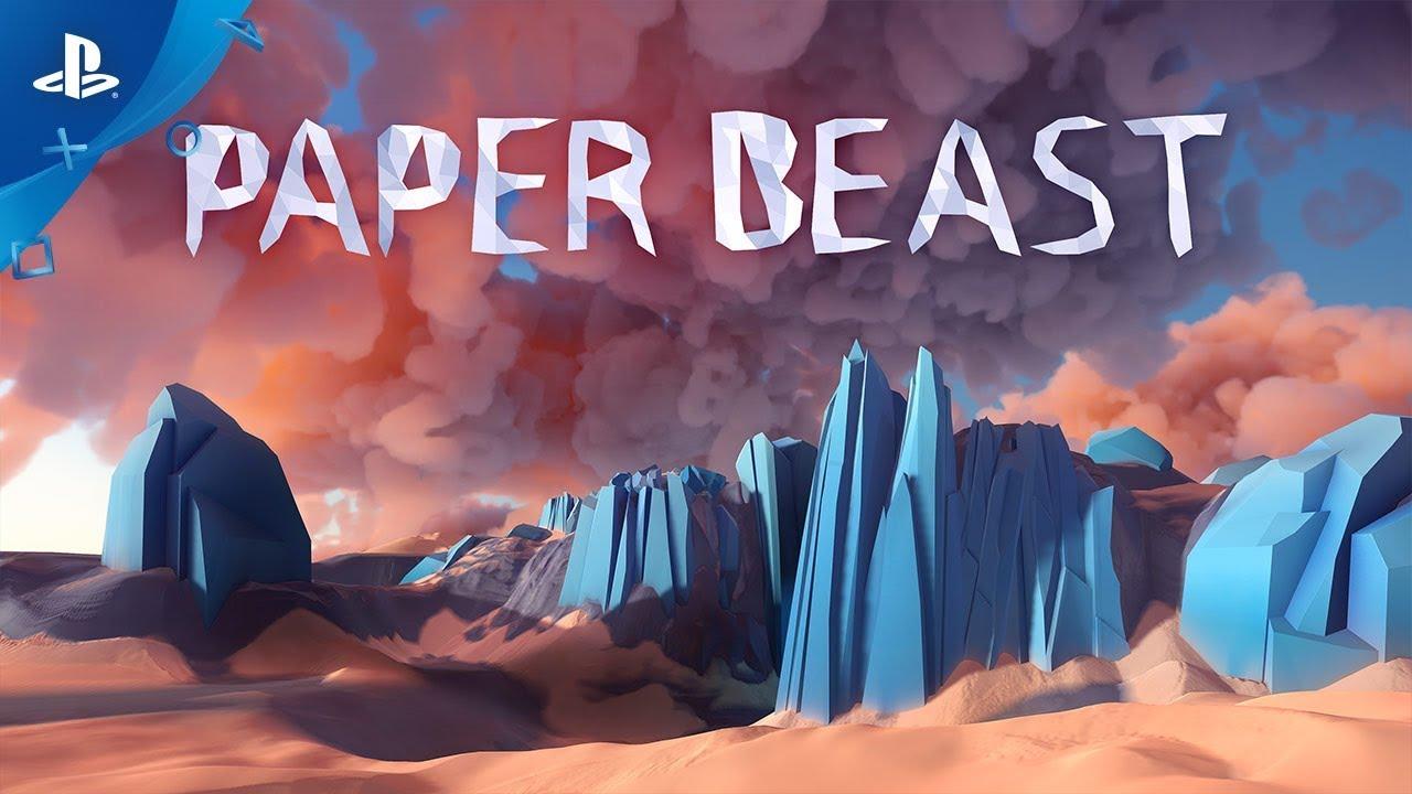 PixelReef reveló la fecha de lanzamiento de Paper Beast y también informó con qué plataformas será compatible