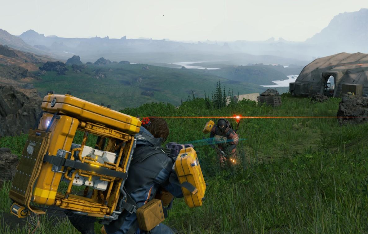 Death Stranding a 60 FPS en 4K: Nvidia apunta a ser la mejor versión de la obra de Hideo Kojima