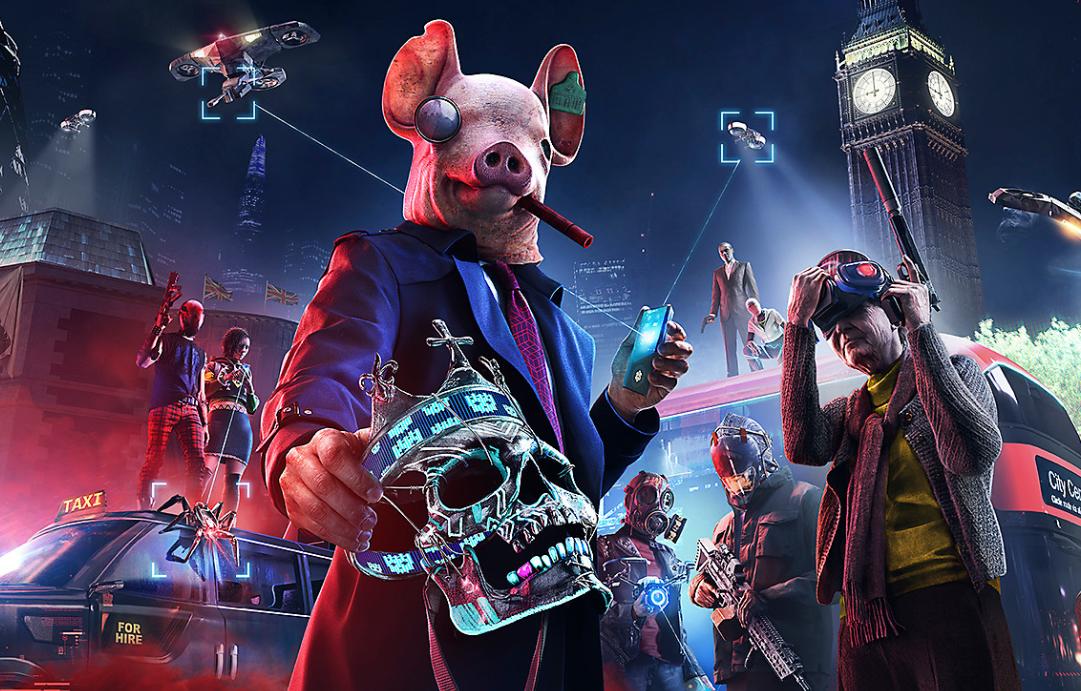 Watch Dogs Legion dio a conocer cómo serán las microtransacciones y el pase de temporada