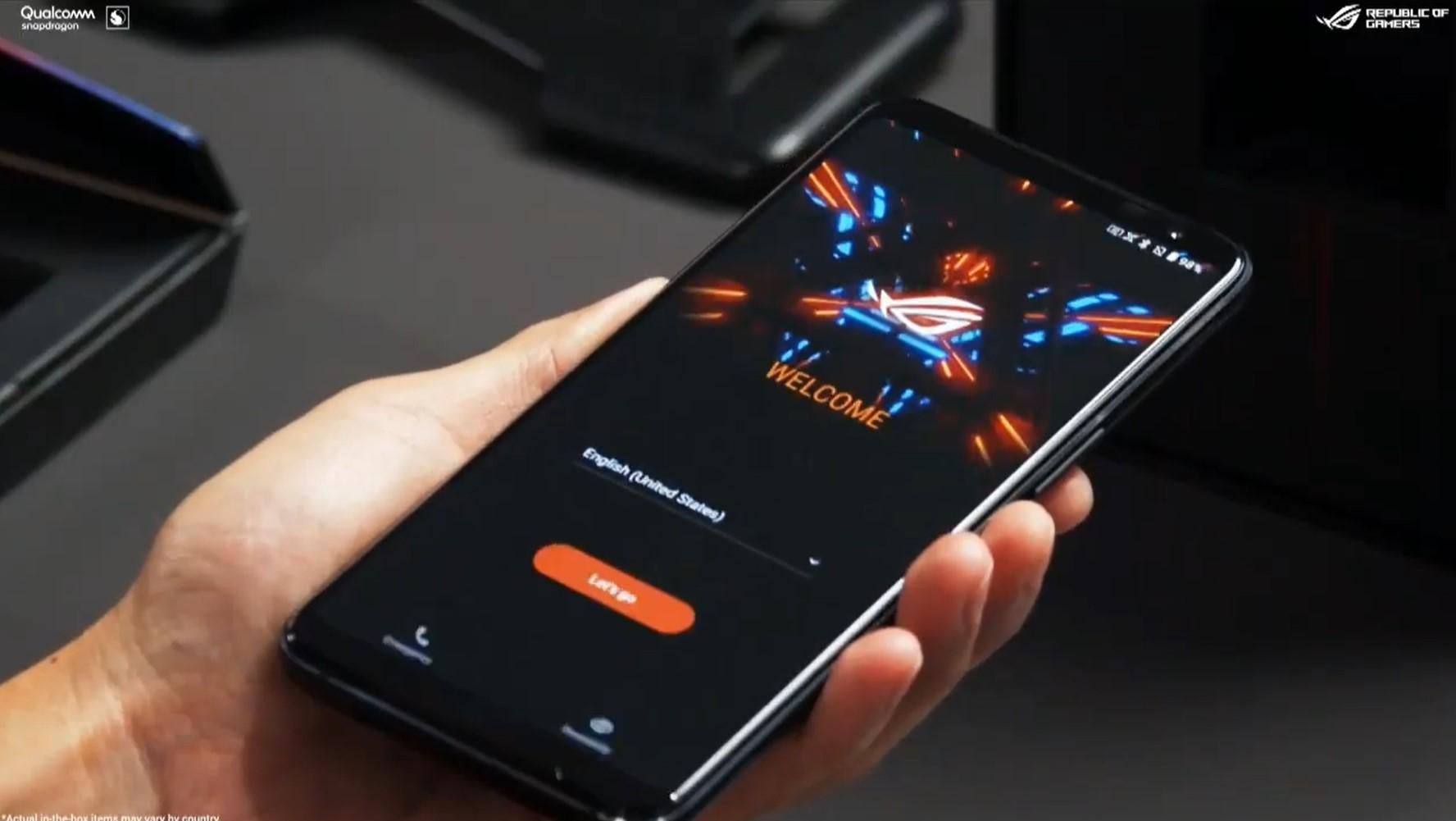 [FINALIZADO] Asus presentó la tercera generación de su celular gamer ROG Phone 3