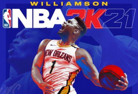 Zion Williamson, la joven estrella de la NBA, será la portada del NBA 2K21 en PS5 y Xbox Series X