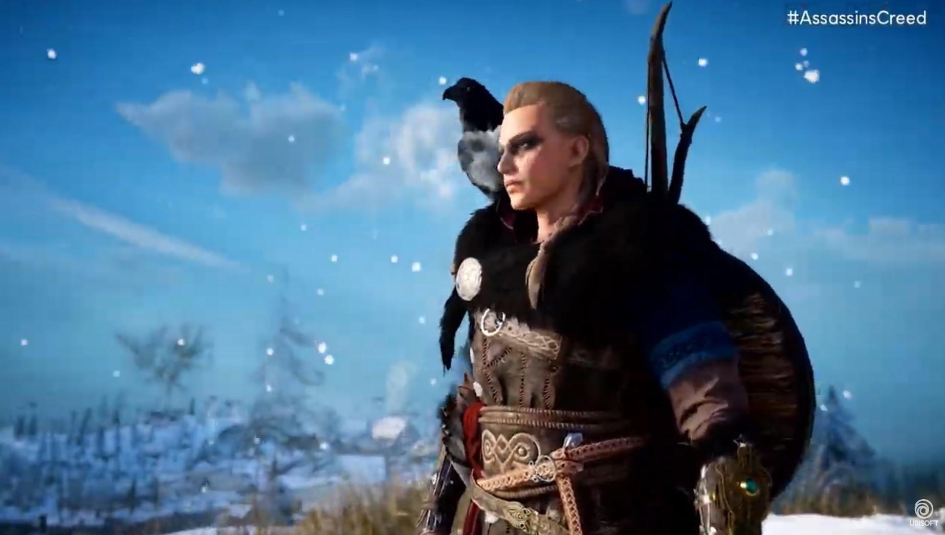 Ubisoft Forward: revelan el gameplay de Assassin's Creed Valhalla y la fecha de lanzamiento