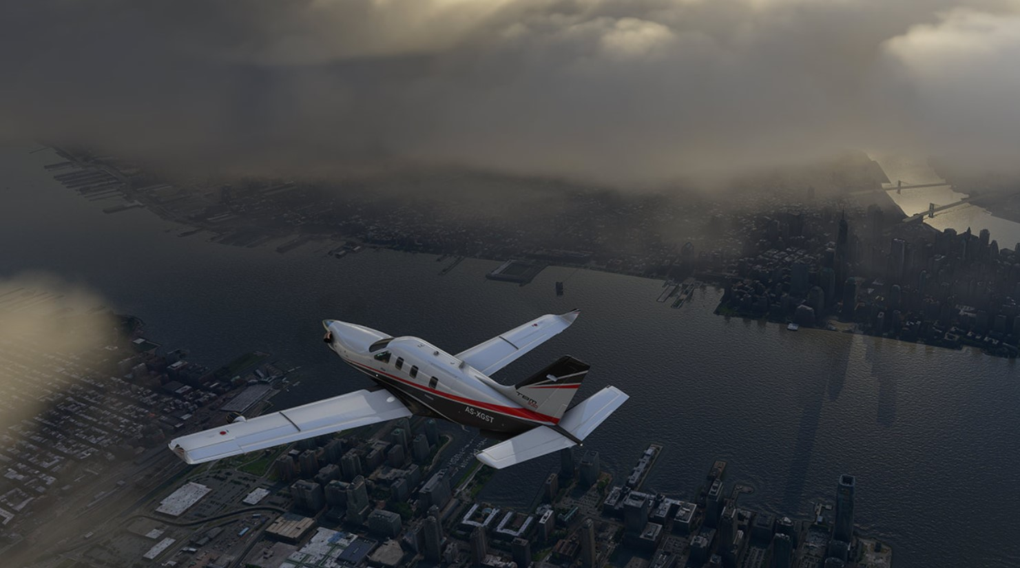 Microsoft Flight Simulator sigue rompiendo récords: superó los dos millones de jugadores