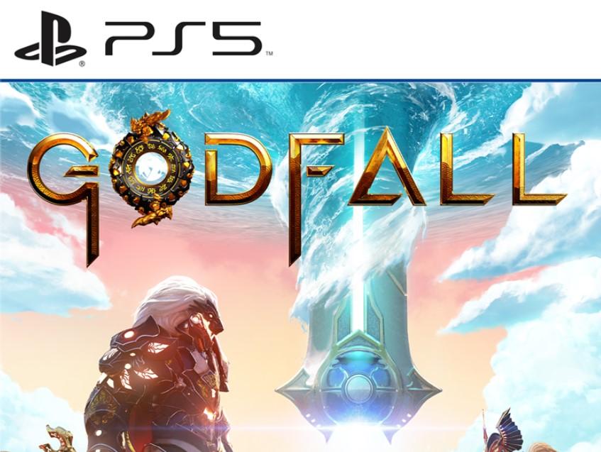 Godfall, el segundo juego que Sony da a conocer con su arte de tapa en PS5