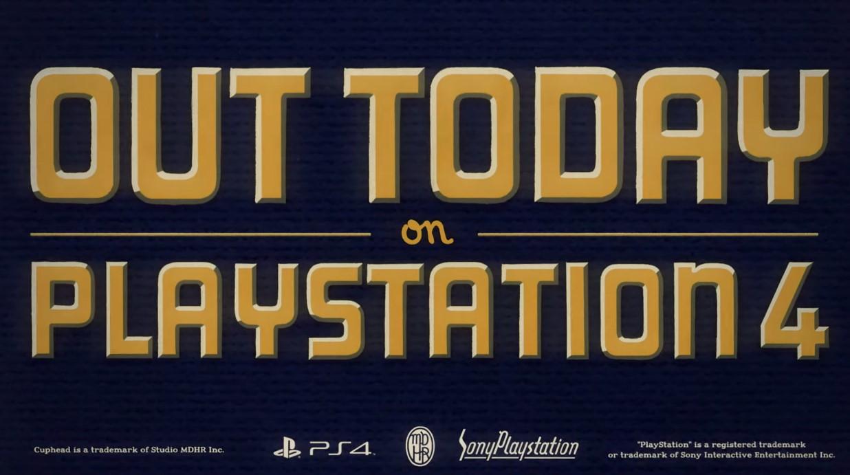Cuphead llega a Playstation 4: ya se puede descargar del store oficial