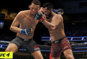 Israel Adesanya y Jorge Masvidal, los protagonistas del tráiler del impresionante UFC 4
