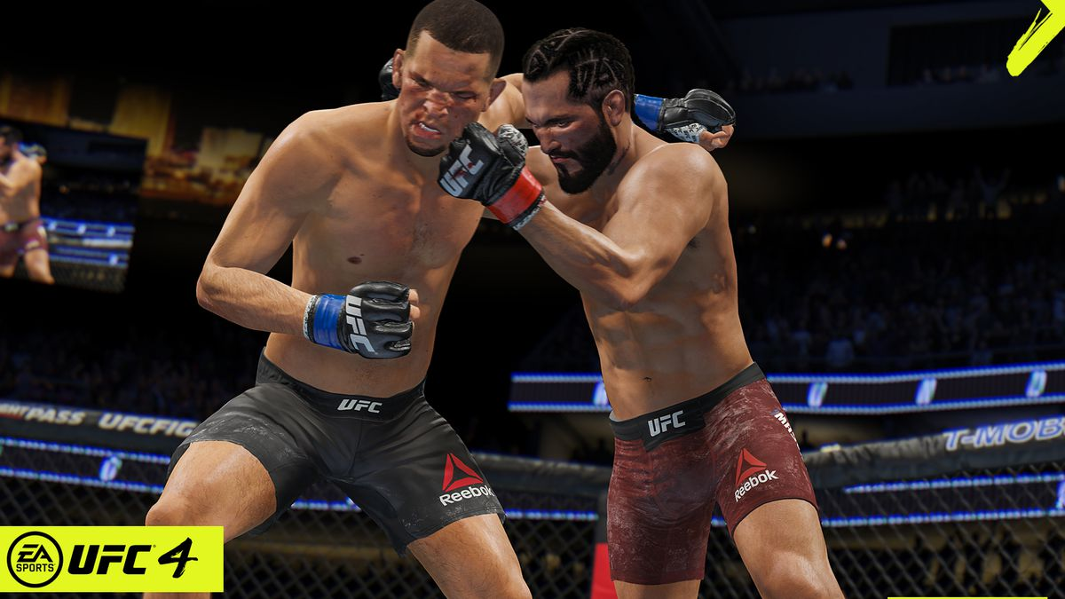 UFC 4 lidera las ventas y es todo un éxito en Reino Unido