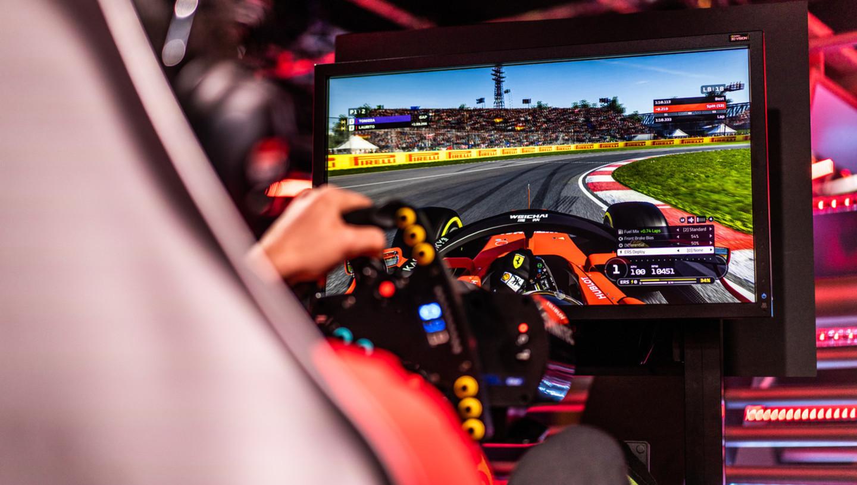 FerrariHublot Esports Series: el torneo de esports que entrega un puesto para la escudería virtual