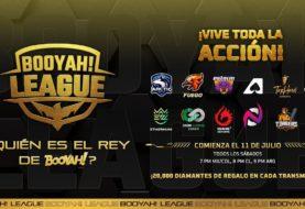 Free Fire retoma su competencia latinoamerican con BOOYAH! League