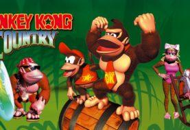 Donkey Kong Country llega junto a otros clásicos a Nintendo Switch