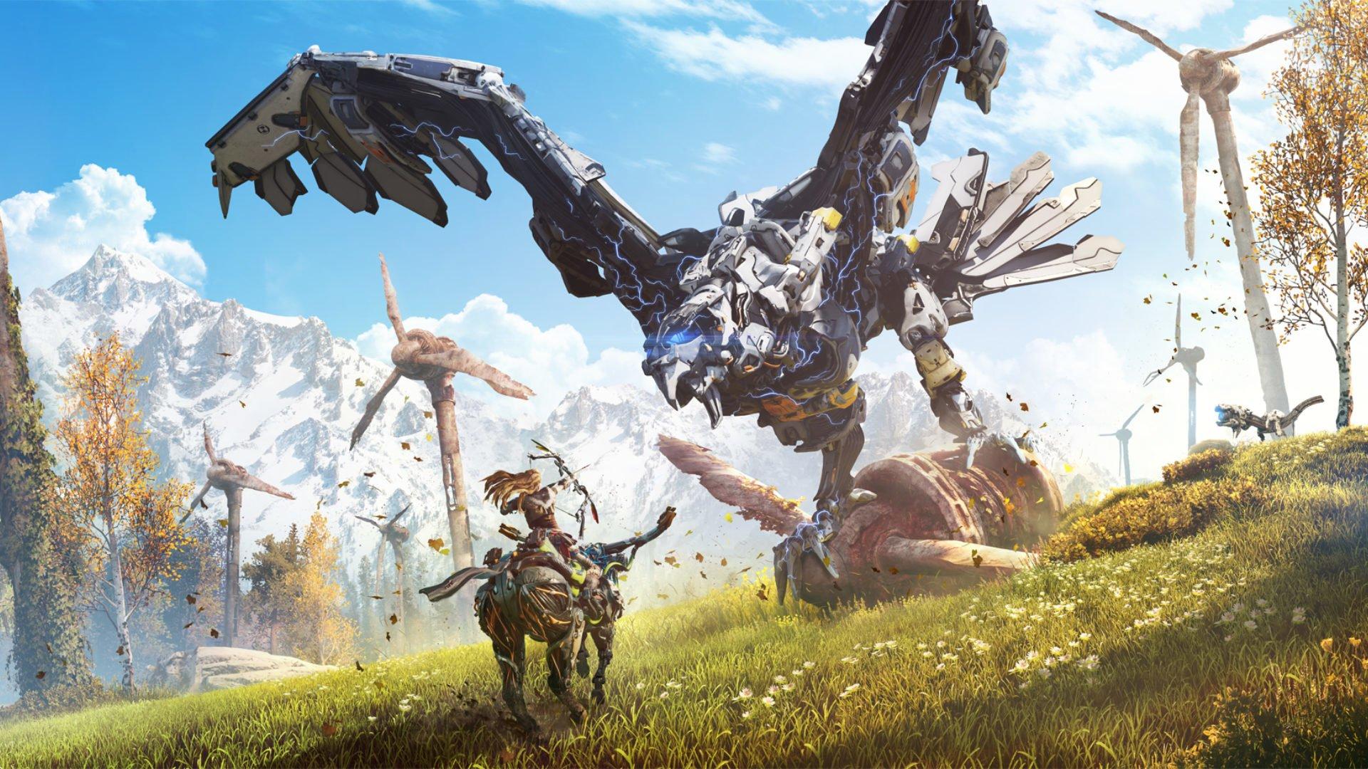 Horizon: Zero Dawn, el exclusivo de PlayStation, tiene desembarco confirmado en PC