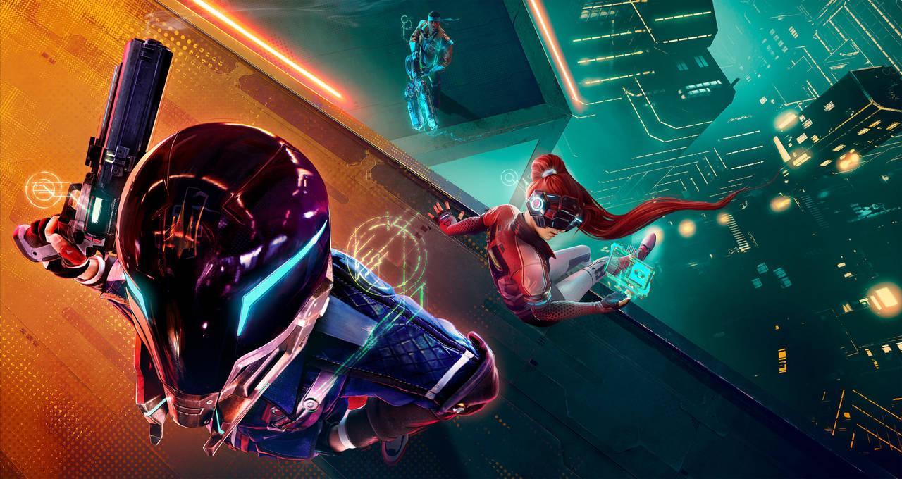 Ubisoft presentó Hyper Scape, el nuevo battle royale gratuito en entorno urbano