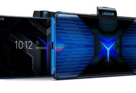 Lanzaron Legion Phone Duel, el primer celular gamer de Lenovo y rival de ROG Phone 3