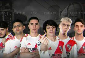 River Plate desembarcó oficialmente en el Counter Strike: Global Offensive