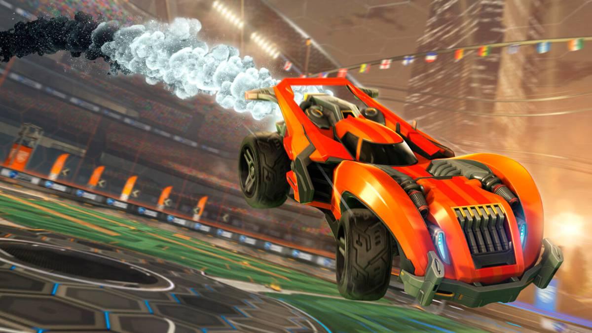 Epic Games confirmó que Rocket League será free tu play