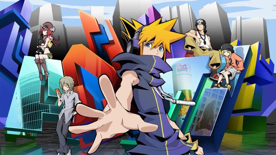 Square Enix publicó el primer adelanto de The World Ends With You: The Animation