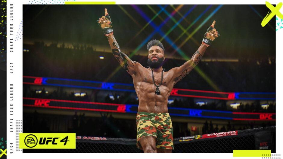 EA reveló todos los detalles del renovado modo carrera de UFC 4
