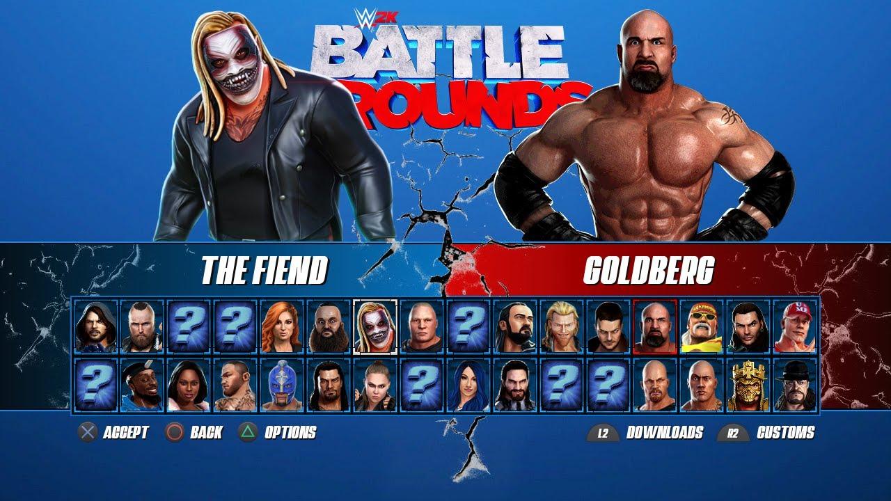 2K Games ya le puso fecha de lanzamiento al WWE 2K Battlegrounds y lo presenta con un tráiler