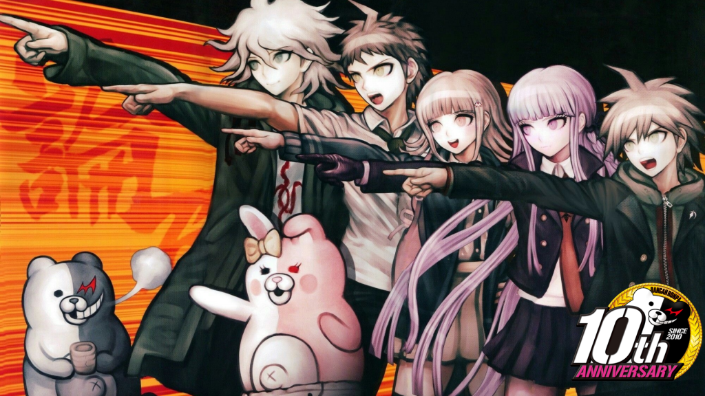Danganronpa 2 ya se encuentra disponible en iOS y Android