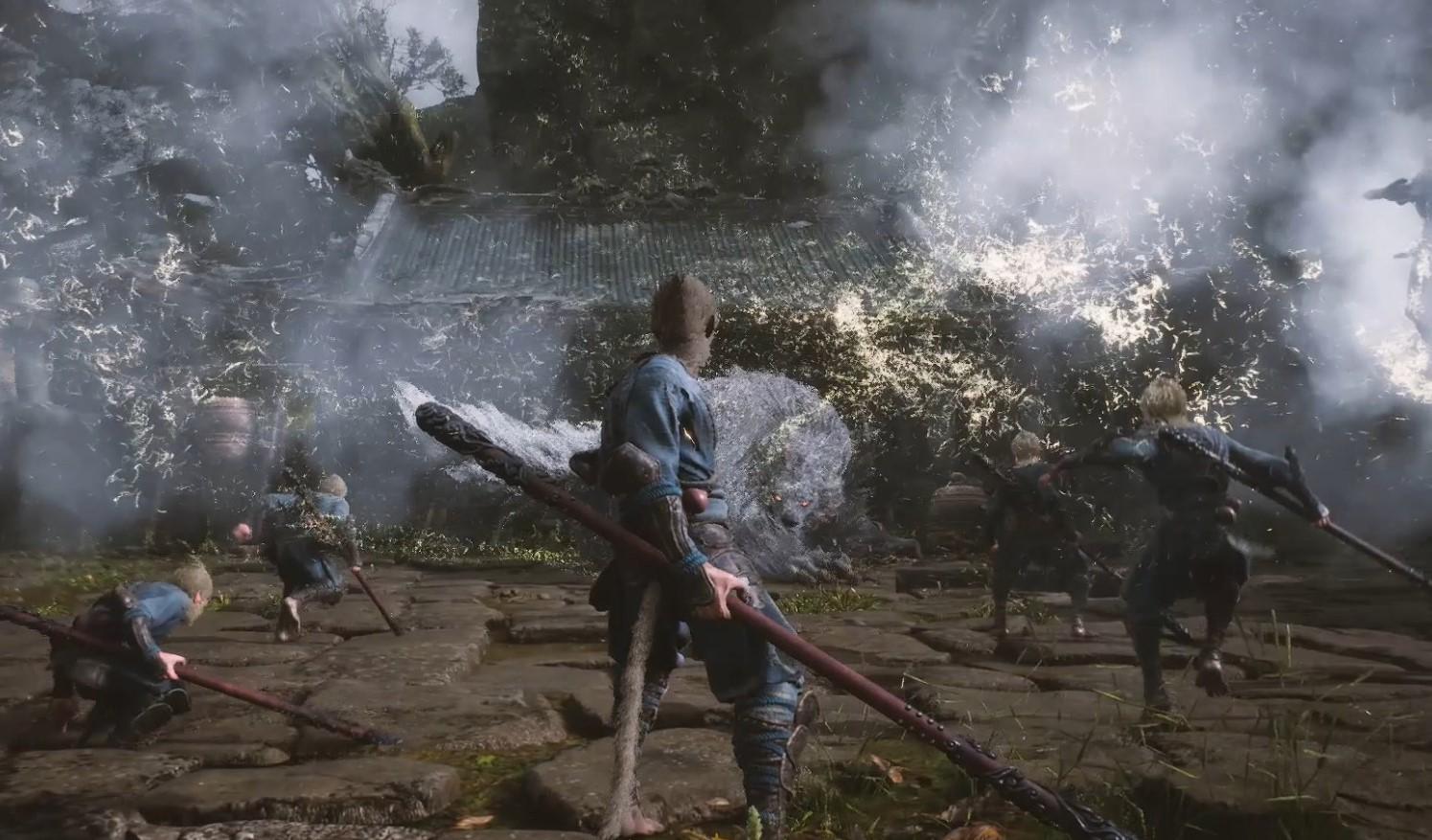 Black Myth Wu Kong, el RPG chino, mostró un enfrentamiento contra cientos de enemigos en un nuevo teaser