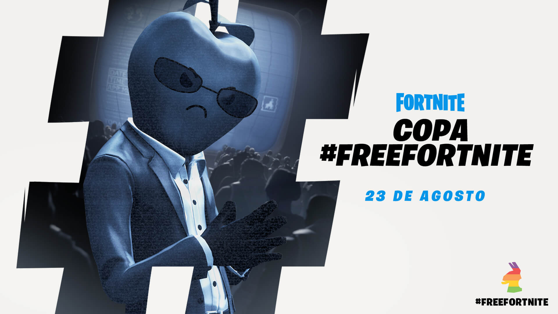 Epic Games desafía a Apple con el torneo #FreeFortniteCup