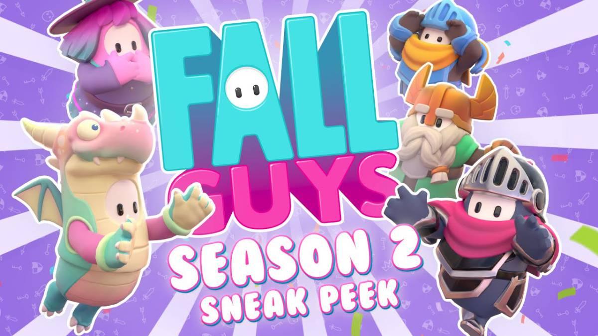 Gamescom 2020: lanzan el primer adelanto de la Temporada 2 de Fall Guys: Ultimate Knockout