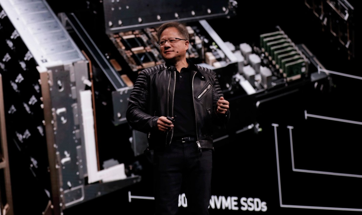 Jensen Huang, CEO de NVIDIA, aseguró que la segunda mitad del 2020 será una de las mejores en la historia de los videojuegos