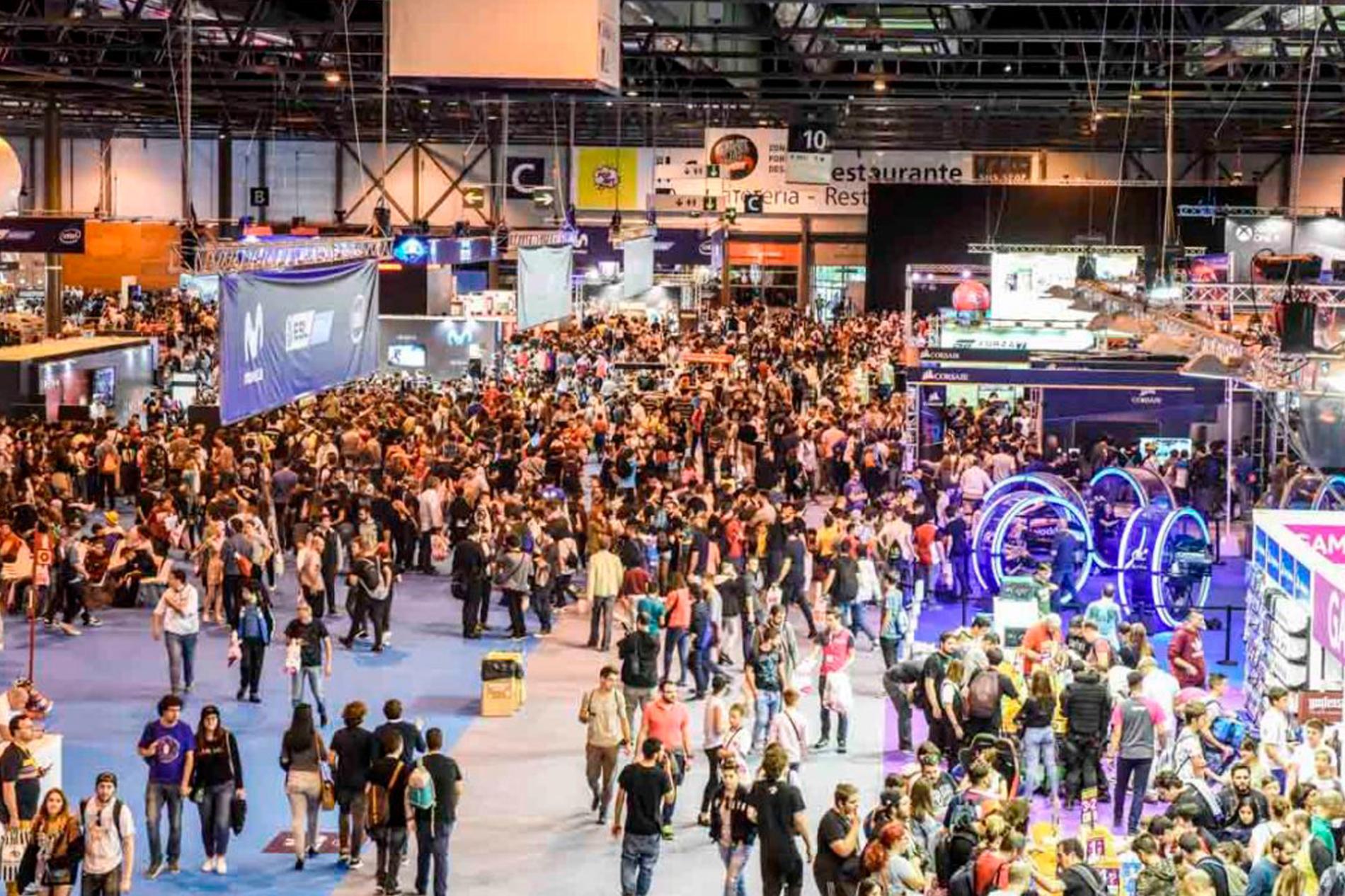El coronavirus se cobró otra feria: Madrid Games Week 2020 quedó cancelada